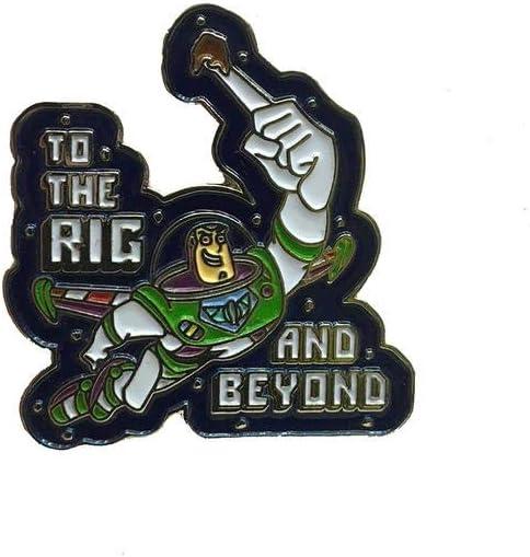 TRY DMT Jesus hippie wook tie dye music festival deadhead enamel hat pin PSSST!