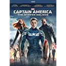 Captain America: The Winter Soldier (DVD)