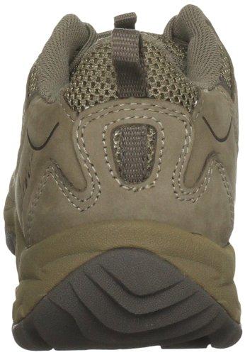 Hi Tec Harmony Lace W` HTO001609 - Zapatillas de deporte de cuero nobuck para mujer Marrón