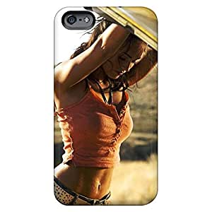 iphone 4 /4s Snap phone back shell Hd Abstact megan fox 4