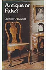 Antique or fake?: The making of old furniture, Hardcover