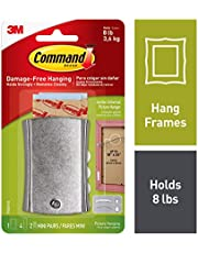 Command  Large Sticky Nail Wire Backed Metal Hanger