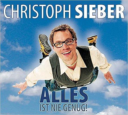 Alles ist nie genug: WortArt [Audiobook] [Audio CD] Christoph Sieber