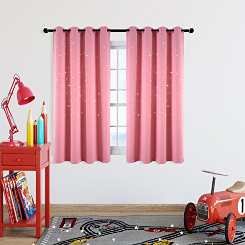 Nursery / Kid's Bedroom Essential Room Draking Curtains for sale  Delivered anywhere in USA