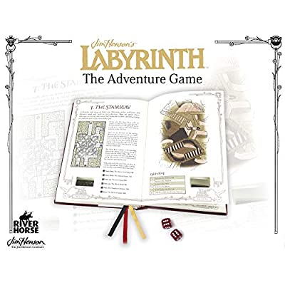 Jim Henson's Labyrinth: The Adv Game: Toys & Games