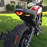 Ducati Scrambler Fender Eliminator Kit (No Plate Light Bracket) - New Rage Cycles