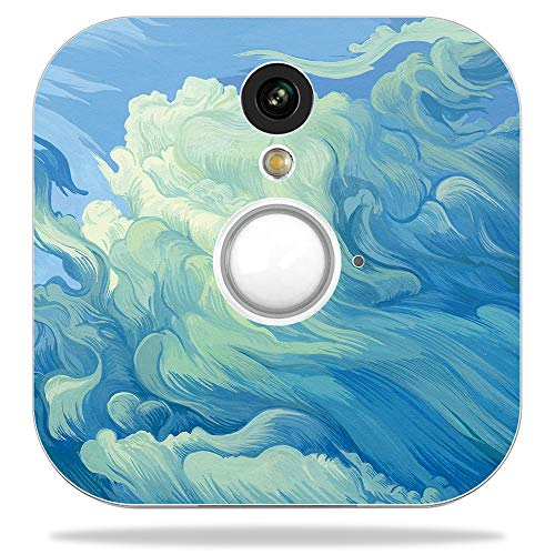 Cheap MightySkins Skin for Blink Home Security Camera – Visionary | Protective, Durable, and Unique Vinyl Decal wrap Cover | Easy to Apply, Remove, and Change Styles | Made in The USA