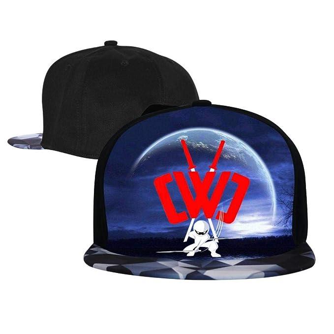 Lisa Cave CWC Spy Ninja Logo Hip-hop Baseball Cap Adult Flat ...