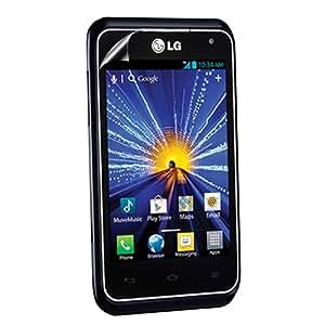 C.Skins 6 - Pack Premium Clear Screen Protector for LG Optimus Regard LW770