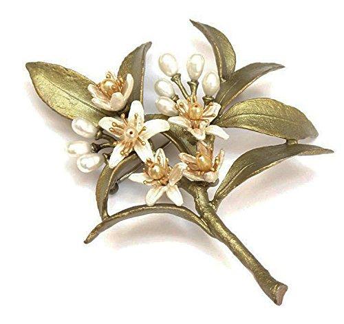Blossom Brooch Pin - 9