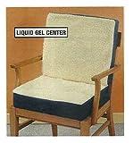 Trenton Gifts Dual Comfort Orthopedic Gel Support Cushion | Blue