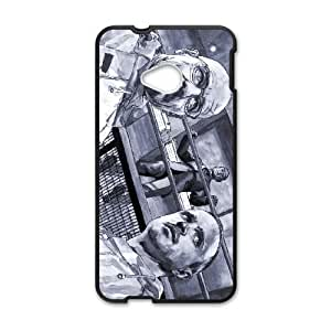 HTC One M7 Cell Phone Case Black Breaking Bad A VNK Wholesale Phone Covers