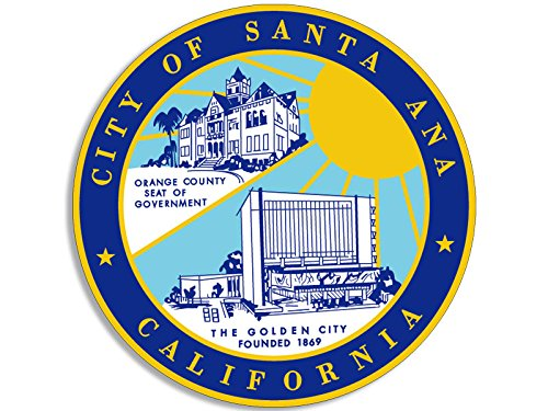 Image result for SANTA ANA CITY SEAL