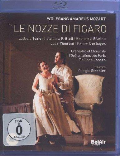 Mozart: Le nozze di Figaro [Blu-ray] - Opera Nozze Le Di Figaro