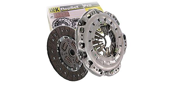Discount Car Parts LuK Clutch Kit 240mm 23 teeth 624 3045 00