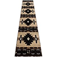 South West Runner Rug 2 Feet 4 Inch X 10 Feet 11 Inch Berber Design # C318