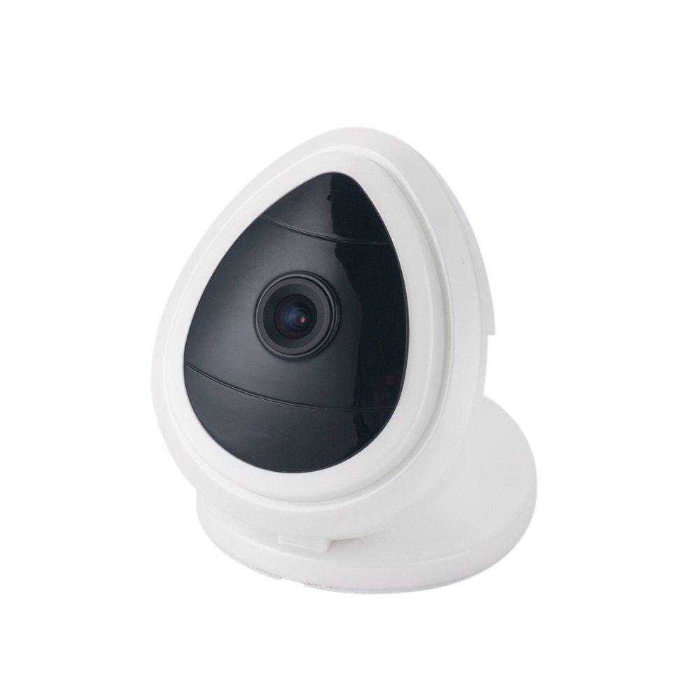 Mini cámara de seguridad inalámbrica para el hogar, cámara de vigilancia WiFi, cámaras IP para bebé/mascota, cámara de vídeo con monitor para niñera, ...