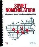 Soviet Nomenklatura, Albert Loren Weeks, 0887020305