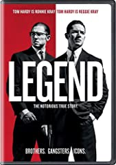 From Academy Award winner Brian Helgeland (L.A. Confidential) comes the true story of London's most notorious gangsters, twins Reggie and Ronnie Kray (Tom Hardy, Mad Max: Fury Road). As the brothers rise through the criminal underworld, Ronni...