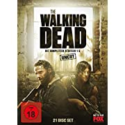 The Walking Dead - Die kompletten Staffeln 1-5 (21 Discs, Uncut)