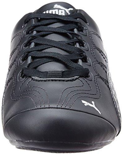Puma Soleil V2 Comfort Fun - Zapatillas de danza de sintético para mujer negro - Black (Black/Puma Silver)