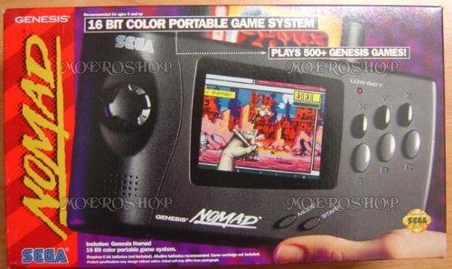 Sega Genesis - Nomad