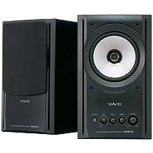 Onkyo WAVIO 77monitor Powered Speaker 15W+15W GX-77M(B) (Black) Japan Import