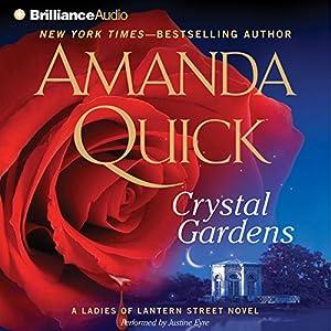 Crystal Gardens Audiobook