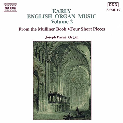 Digital Booklet: Early English Organ Music, Vol. 2