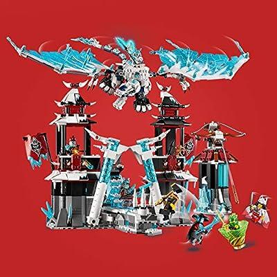 LEGO® NINJAGO® Minifigur General Vex aus dem Set 70678