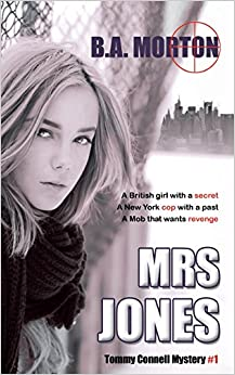 Mrs Jones: Tommy Connell Mystery 1: Volume 1