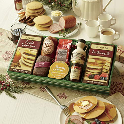 Breakfast Supreme (Holiday Breakfast Gift Box from The Swiss Colony)