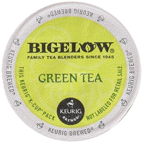 (Bigelow Green Tea Keurig K-Cups, 18 Count)