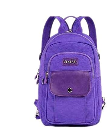 Canvas Mini Backpack Women NEW Casual Printing Backpack Mochilas Waterproof 5 Color Floral Backpacks Bags For
