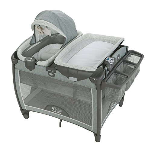 Graco Pack 'n Play Day2Dream Playard & Bedside Sleeper, Mullaly