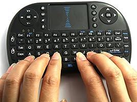 i8 Mini Teclado Inalámbrico con Táctilpad para Tablet PC,Android ...