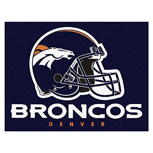 Denver Broncos Rug - 4
