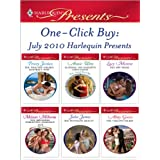 One-Click Buy: July 2010 Harlequin Presents: The Wealthy Greek's Contract Wife\Scandal: His Majesty's Love-Child\The Shy Bride\The Melendez Forgotten Marriage\His Penniless Beauty\The Virgin's Secret