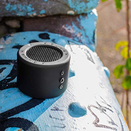 MINIRIG 3 Portable Rechargeable Bluetooth Speaker - 100 Hour Battery - Loud Hi-Fi Sound - Purple