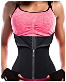 Product review for Gotoly Curves Shapers Waist Cincher Corset Zipper with Hook Fat Burner Hourglass