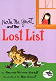 Nate the Great and the Lost List, Marjorie Weinman Sharmat, 0440462827