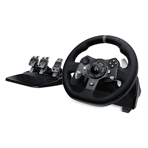 Logitech G920 Dual-Motor Feedback Racing Wheel