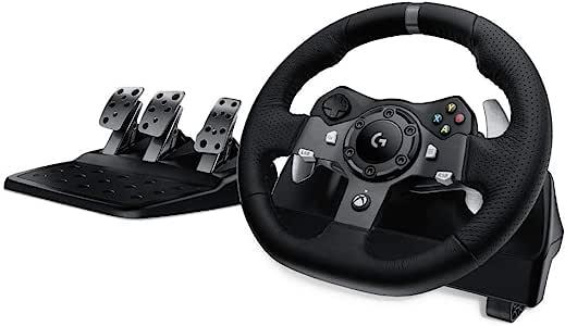 Logitech G920 Driving Force Racing Wheel 941-000121