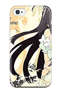 Hard Plastic Iphone 4/4s Case Back Cover,hot K-on Case At Perfect Diy