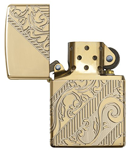 Zippo 2018 Lighter of The Year Gold by Zippo (Image #3)