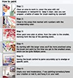 Newsight DIY Oil Painting Paintworks Paint by