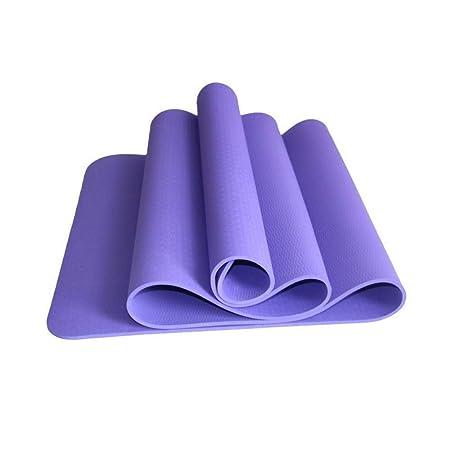 HLM- Yoga Mat Eco friendly material insípido Tpe ...