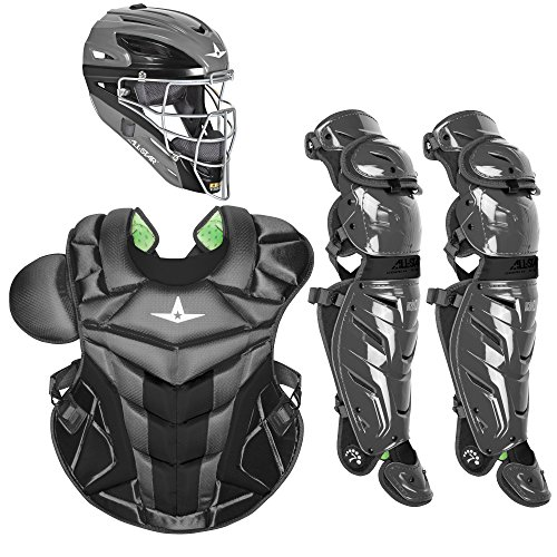 All Star Gear (All-Star System7 Axis Pro Adult Baseball Catcher's Package)