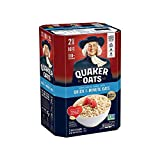 Quaker Avena Old Fashion, Sabor Natural, 4535 g