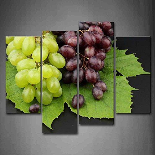 grape leaf poster - 4